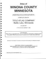 Title Page, Winona County 2004